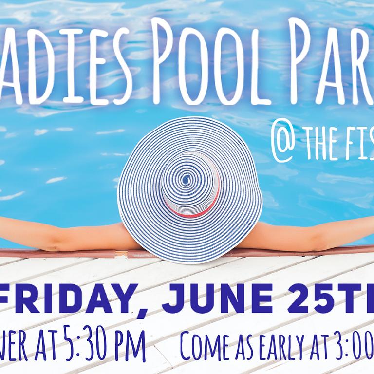 Ladies Pool Party!
