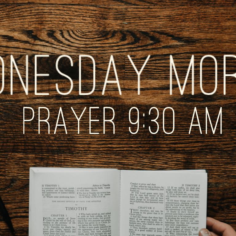 Weekly Prayer!