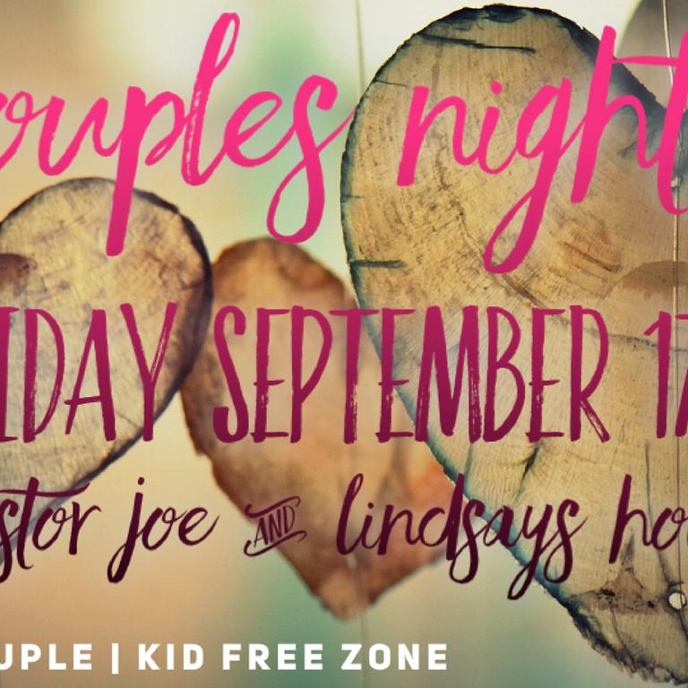 Couples Night!