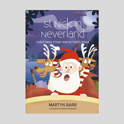 St Nick in Neverland