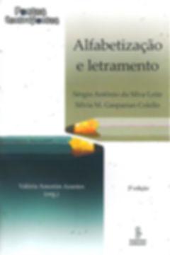 Livro Alfabetização e Letramento - Pontos e Contrapontos de Silvia Colello
