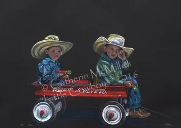 Littlest Cowboys
