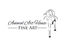Animal Art House Logo Black & White-01.j