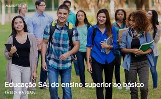 Educação SA: do ensino superior ao básico