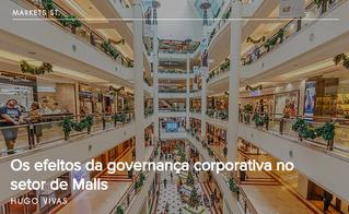 Os efeitos da governança corporativa no setor de Malls
