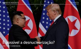 É possível a desnuclearização?