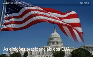 As eleições presidenciais nos EUA