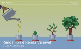 Renda Fixa vs Renda Variável