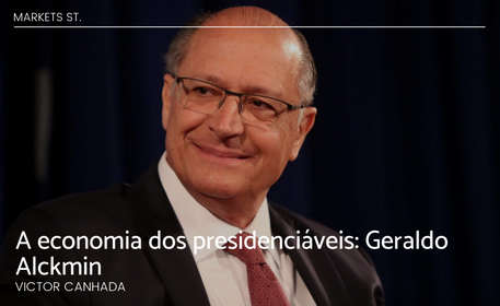 A economia dos presidenciáveis: Geraldo Alckmin