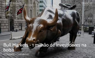 Bull Market - 1 milhão de investidores na bolsa