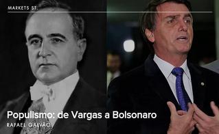 Populismo: de Vargas a Bolsonaro