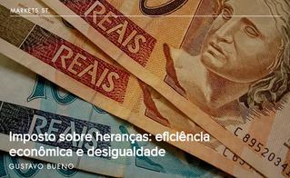 Imposto sobre heranças: eficiência econômica e desigualdade
