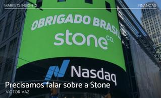 Precisamos falar sobre a Stone