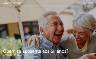 Quem se aposenta aos 65 anos?
