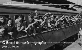 O Brasil frente à imigração