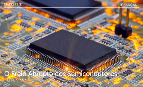 O Freio Abrupto dos Semicondutores
