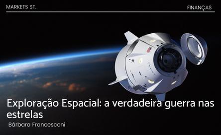 Exploração Espacial: a verdadeira guerra nas estrelas