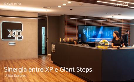 Sinergia entre XP e Giant Steps: do passado do jazz ao futuro do mercado