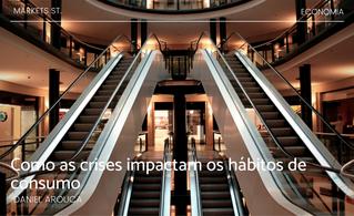 Como crises econômicas afetam hábitos de consumo