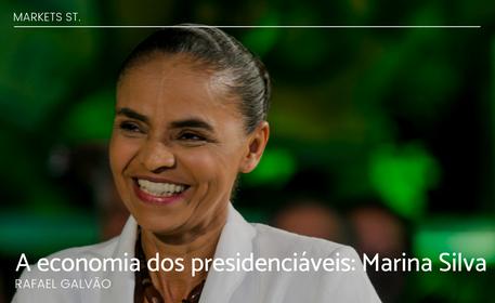 A economia dos presidenciáveis: Marina Silva