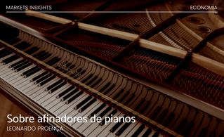 Sobre afinadores de pianos