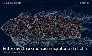 Entendendo a situação imigratória da Itália