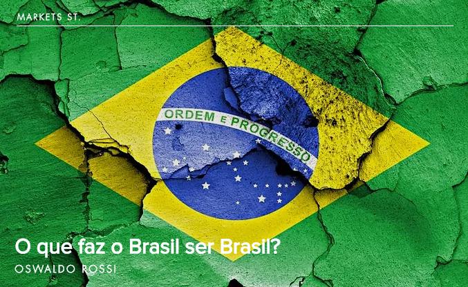 O que faz o Brasil ser Brasil?