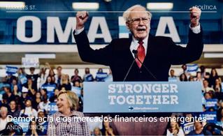 Democracia e os mercados financeiros emergentes