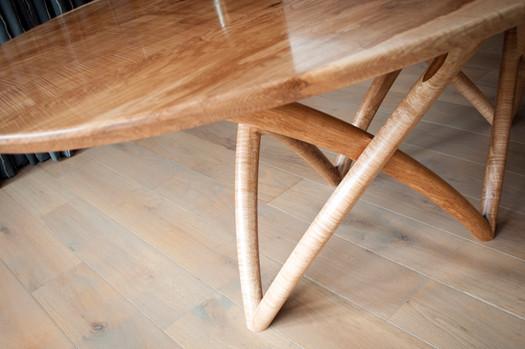 birds nest table