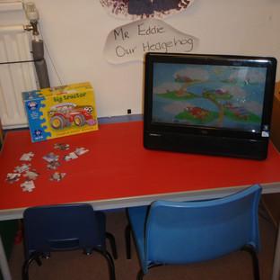 Mary Platt Preschool - Technology