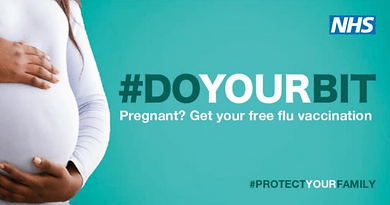 Flu Vaccination - Maternity Voices Partn