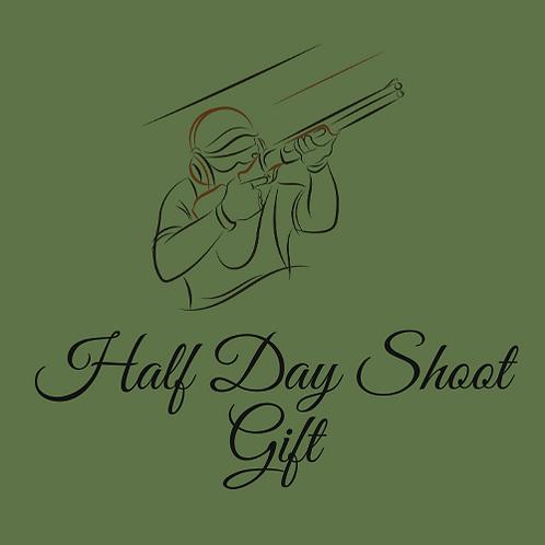 Half Day Shoot Gift