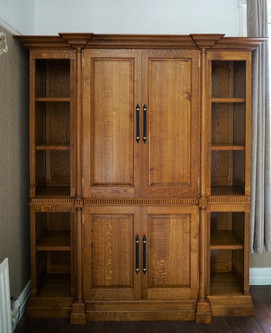 traditional cabinet