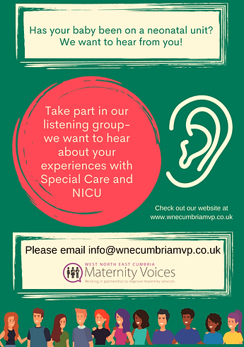 Neonatal Listening - Maternity Voices Pa