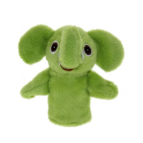 Hari the Elephant Finger Puppet