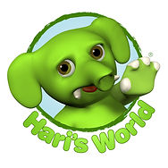 Hari's World Logo