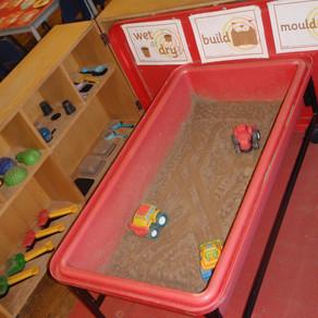 Mary Platt Preschool - Sand Pit
