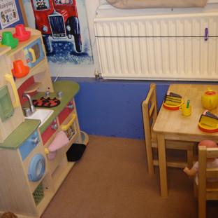 Mary Platt Preschool - Home corner