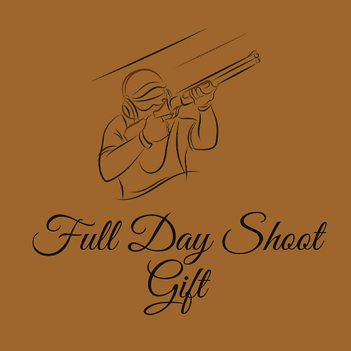 Full Day Shoot Gift
