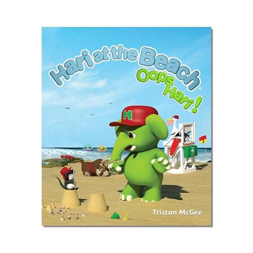 Hari at the Beach Storybook