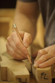 marking out of joints