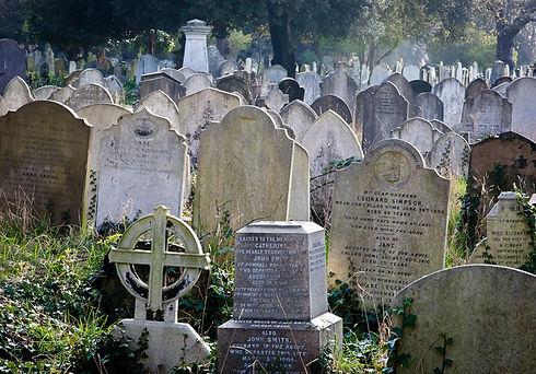 Atlantic Geomatics Burial Ground Managem