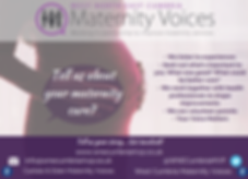 WNE Cumbria Maternity Voices Partnership