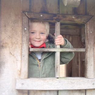 Mary Platt Preschool - Hide and seek