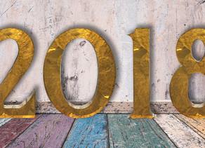 2018 Good News Stories