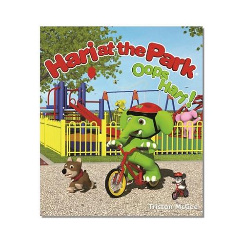 Hari at the Park Storybook