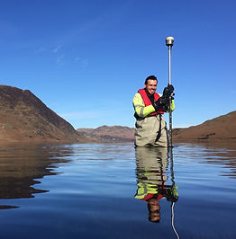 Atlantic Geomatics at Crummock Water
