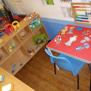 Mary Platt Preschool - Magnet Games