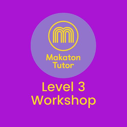 Level 3 Online Makaton Workshop