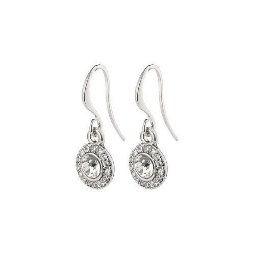 clementine drop earrings